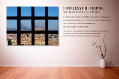 I RIFLESSI DI NAPOLI (The reflections of Naples) by Lucia Corona, via Behance