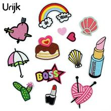 Urijk Ironing Stickers DIY Crafts Supplies Iron On Patches For Clothes Sewing Accessories Applique Embroidery Patch Embroidery Patches, Embroidery Applique, Sew On Patches, Iron On Patches, Embroidered Badges, Clothing Patches, Iron On Applique, Sewing Accessories, Fashion Accessories