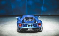 2017 Ford GT: The Star-Spangled, 600-plus-hp Hypercar! - Photo Gallery of Official Photos and Info from Car and Driver - Car Images - CARandDRIVER