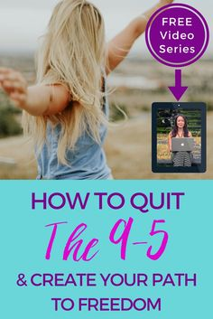Learn how to escape your cubicle in my FREE video series http://screwthecubicle.com/video-series