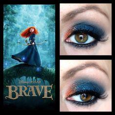 Nicole Lemos: Brave Series: Princess Merida