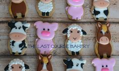 Farm Animals | Cookie Connection