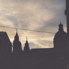 Palermo piccolo skyline