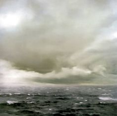 The Discovery of Heaven; Gerhard Richter's Cloudscapes Cloud paintings, skies and seascapes by Gerhard Richter, 1960s–1980s