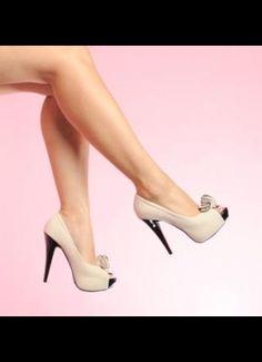 a girl always needs some nude heels