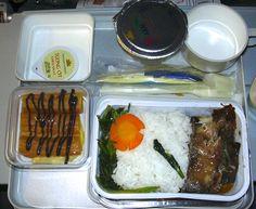 ベトナム(2005年)  ベトナム航空、国内線の機内食
