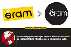 Eram #ReBranding Logo