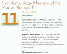 Numerology Spirituality - Numerology Spirituality - Master number 11 Get your personalized numerology reading Get your personalized numerology reading Angel Number 11, Angel Number Meanings, Life Path 11, Life Path Number, Numerology Compatibility, Astrology Numerology, Numerology Numbers, Numerology Chart, Master Number 11