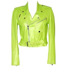 Pristine Leather Mens Genuine Lambskin Leather White Blazer Coat Jacket MB-77