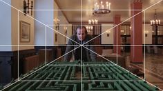 Stanley Kubrick – One Point Perspective