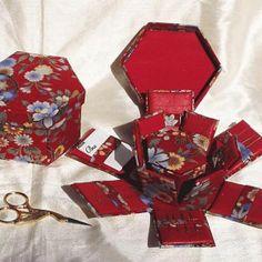 (11)  FIN 5-6 Mini Six Sided Needle Box