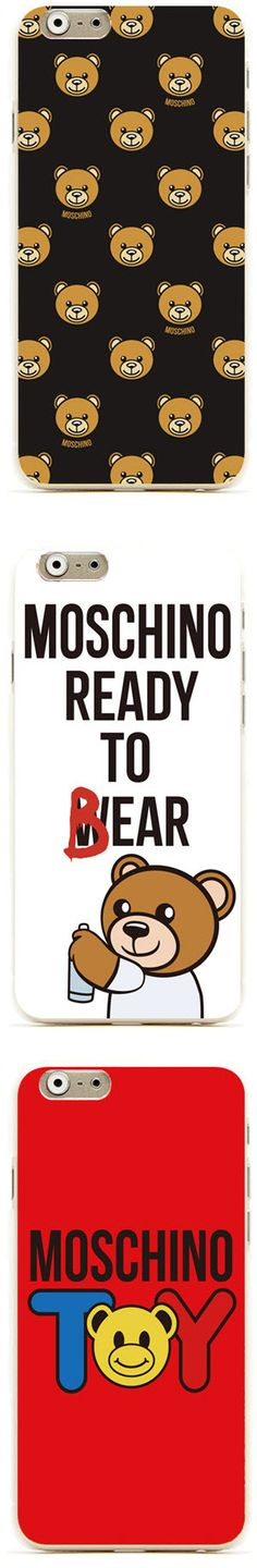 IPHONE 5 6 PLUS CASE MOSCHINO READY TO BEAR  http://www.aliexpress.com/store/product/Moshino-case-for-iphone-6-plus-4-7-inch-5-5-inch-READY-TO-BEAR-WEAR/407423_32310496222.html