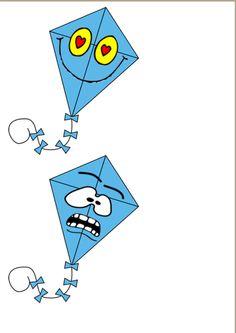Οι χαρταετοί του Μίκη Kites Craft, Carnival Crafts, Preschool, Kids, Autumn, School, Young Children, Boys, Kid Garden