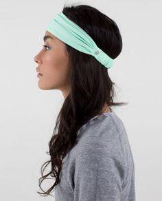 bang buster headband *reversible | women's headbands | lululemon athletica