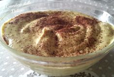 Mousse al caffè e cacao, ricetta dolci