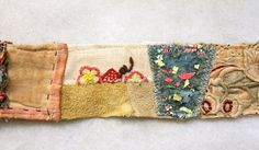 Naaien: Patchwork-Quilt *Sewing   ~Riem 1c - ook schouderband tas / fototoestel: van Pam Garrison *Belt~