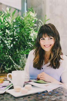 @Best Friends For Frosting founder, Melissa Johnson, featured in Framework Magazine June 2013