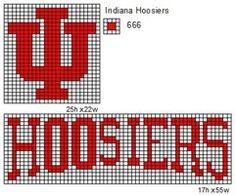 Free Michigan State Spartan S Crochet Graph Pattern