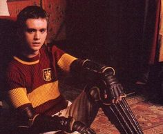 Oliver Wood... Was definitely an underrated hot wizard