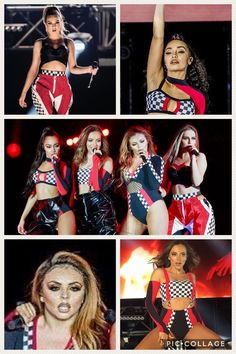 Little Mix on tour
