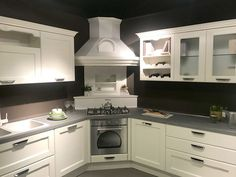Cucine #Lube: alcuni particolari del modello Laura. www.magic ...