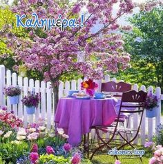 Outdoor Furniture Sets, Outdoor Decor, Table Decorations, Porches, Home Decor, Breakfast, Courtyards, Front Porches, Morning Coffee