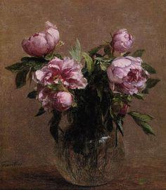 fantin latour rose paintings - Поиск в Google