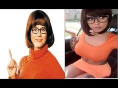 Scooby Doo Costumes, Daphne Scooby Doo Costume, Caravan Vintage, Vintage Caravans, Velma Dinkley, Scooby Snacks, Vídeos Youtube, Vida Real, Lions
