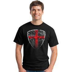 Here's is this week's Christian T-Shirt design and verse for this week:  The LORD is my strength and my shield;  my heart trusts in him, and he helps me.  My heart leaps for joy,  and with my song I praise him.  Psalm 28:7