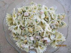 image-0o0yseq Tortellini, Pasta Salad, Potato Salad, Potatoes, Ethnic Recipes, Impreza, Food, Image, Salads