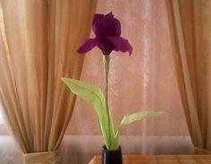 origami iris flower,iris origami,origami iris flower instructions,origami iris instructions,iris flower origami,origami flower iris,origami ...