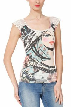 Righter T-Shirt - Desigual