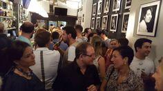 Inauguración de @enrique_fantova en @evamantis