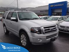 Used 2013 Ford Expedition Limited 4WD Auto w/ Navigation & Leather at $314 Bi-Weekly in Coquitlam - Eagle Ridge Chevrolet Buick GMC