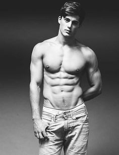 Model Behavior: Pietro Boselli   More pictures here: http://www.homorazzi.com/article/pietro-boselli-shirtless-italian-model-credits-portfolio-underwear-giorgio-armani-mbf/