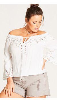 3e7460874cfadc Shop Women s Plus Size Tops l Tops