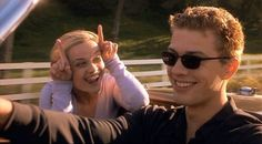 Reese Witherspoon and Ryan Phillippe in 'Cruel Intentions' - Real-Life Couples Who Fell in Love On-Camera - Photos