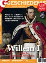 8x G-Geschiedenis € 30,-: Ga met G/Geschiedenis mee op een spannende ontdekkingsreis naar het verleden.