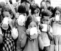 Cientos de niños mexicanos bebieron leche radioactiva sin saberlo