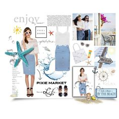 #pixiemarket Summer Style with Pixie-Market! by minojka on Polyvore featuring Alice McCall, summerstyle, summerfashion, pixiemarket and summer2015