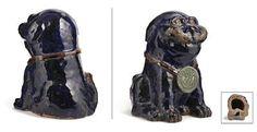 "DAGNY HALD OSLO 1936 - SON 2001  Figur Eget verksted. 1974. Flerfarget glasur. Signert: Dagny Hald 1974. ""Den Norske Bryggeriforening 1901"". HØYDE 28,00 CM Oslo, Den, Scandinavian, Ceramics, Ceramica, Ceramic Art, Clay Crafts, Pottery, Ceramic Pottery"
