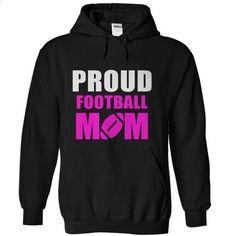Proud Football Mom Shirts - Proud Football Mom Hoodies - #tee #design shirt. SIMILAR ITEMS => https://www.sunfrog.com/Sports/Proud-Football-Mom-Shirt-Black-Hoodie.html?id=60505