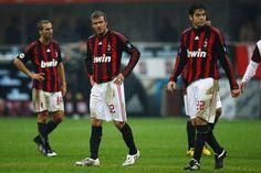 David Beckham, Kaka, Matthieu Flamini