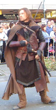 lotr ranger costume | Gondorian Ranger (Ithilien Ranger)