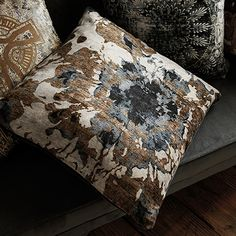 Shop the Tapete Velvet Pillow Collection at Arhaus.