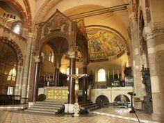 Basilica of Sant'Ambrogio | Basilica of Sant'Ambrogio (IX), Milan - , Milan | Churches And Big Ca ...