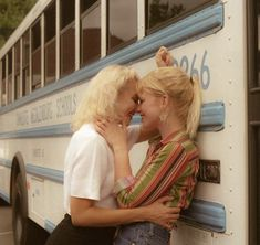 High school sweethearts Photo by featuring and Cute Lesbian Couples, Lesbian Love, Lila Baby, Vintage Lesbian, Make Love, Give It To Me, The Love Club, High School Sweethearts, High School Girls