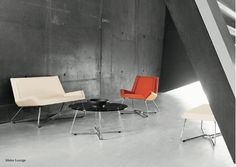 Lounge Design - Office design by Dencon