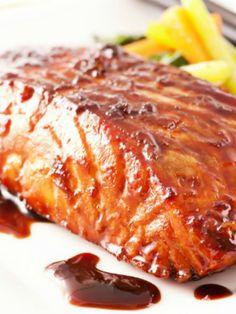 Neshe's Simple Salmon