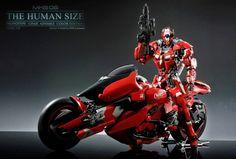 "GUNDAM GUY: 1/6 Scale MSH 06 ""The Humansize"" - Custom Build"